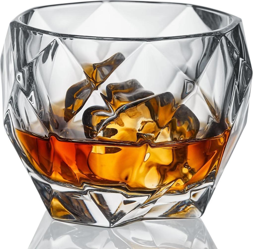 Bohemia Jihlava poháre na whisky Havana 300 ML, 6 KS