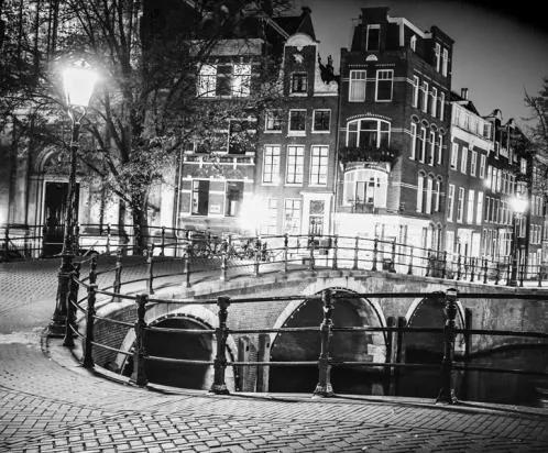 Luxusné vliesové fototapety, rozmer 325,5 cm x 270 cm, Amsterdam, P+S International CL39B
