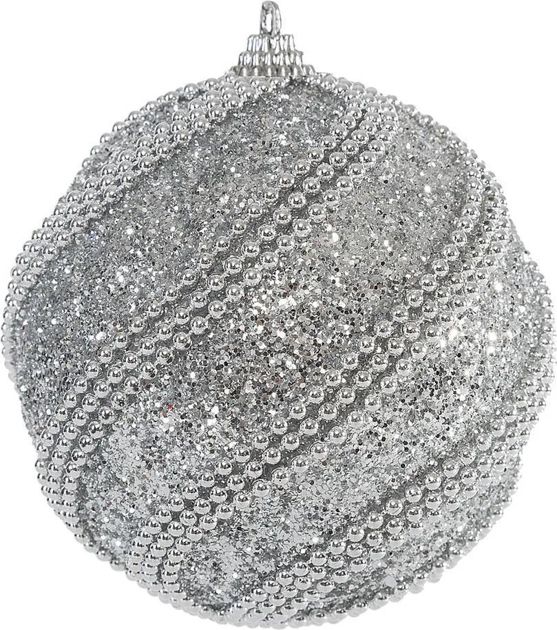 Zľava 70% Vianočná guľa ERMO 6 ks  035540d019f
