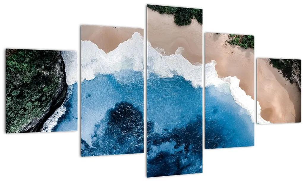 Obraz pláže Nusa Penida, Indonézia (125x70 cm), 40 ďalších rozmerov