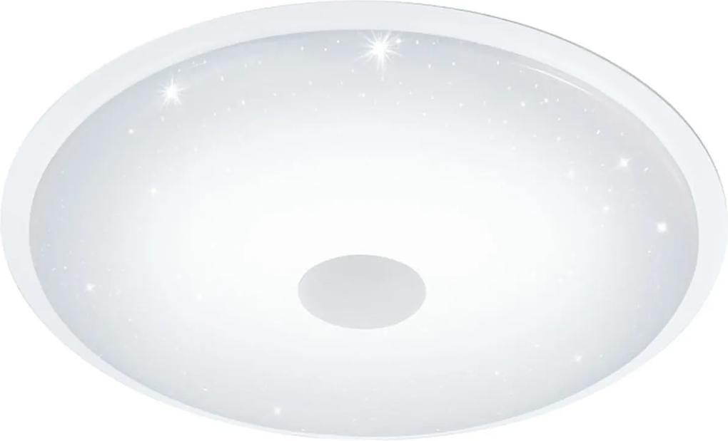Stropné svietidlo EGLO LANCIANO biela / číra 97737