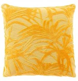 Polštář MIAMI, sunset yellow Dutchbone 8600083