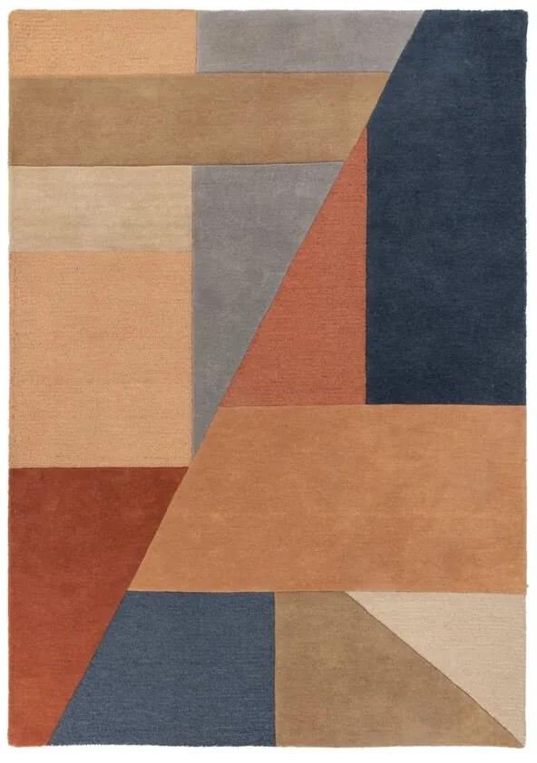 Flair Rugs koberce Kusový koberec Moderno Alwyn Multi - 120x170 cm