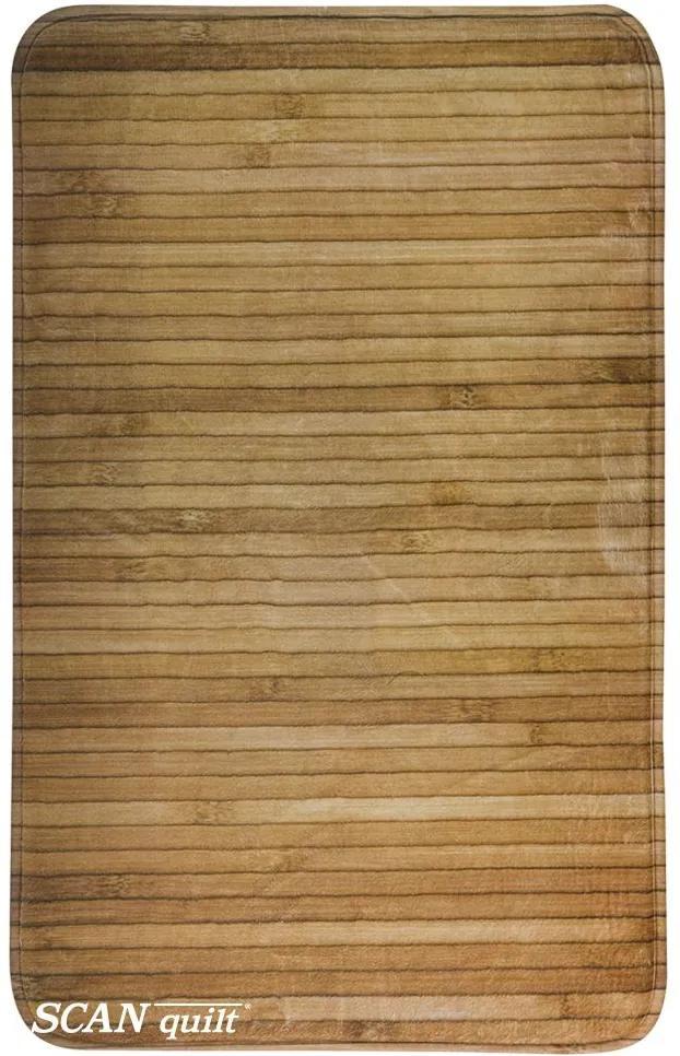 SCANquilt Predložka WOOD bambus 50x80cm