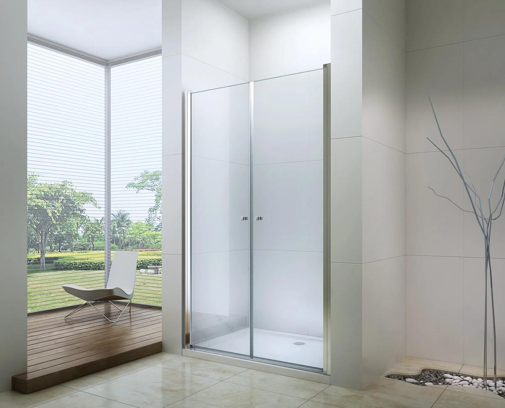 MAXMAX Sprchové dvere Pretor DUO 170 cm