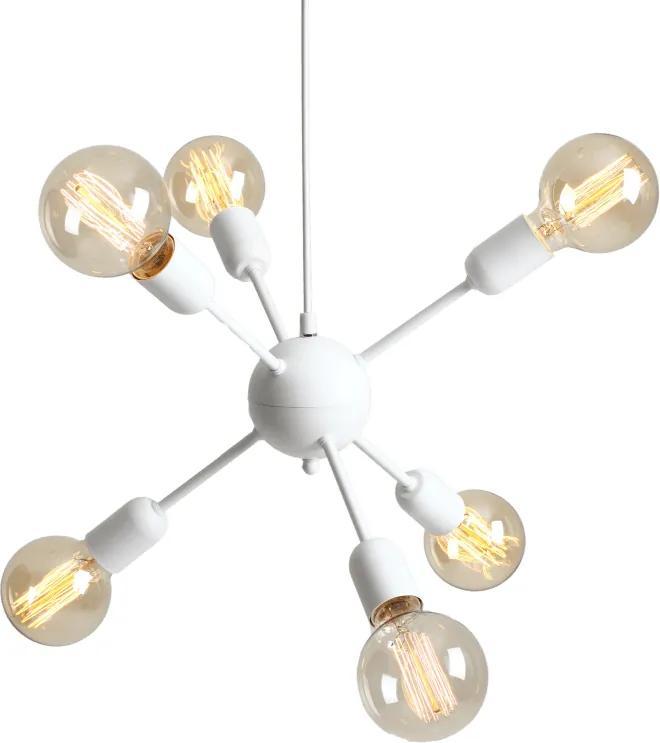 Závěsné světlo Trimo Globe, bílá SNordic:78980 Nordic+