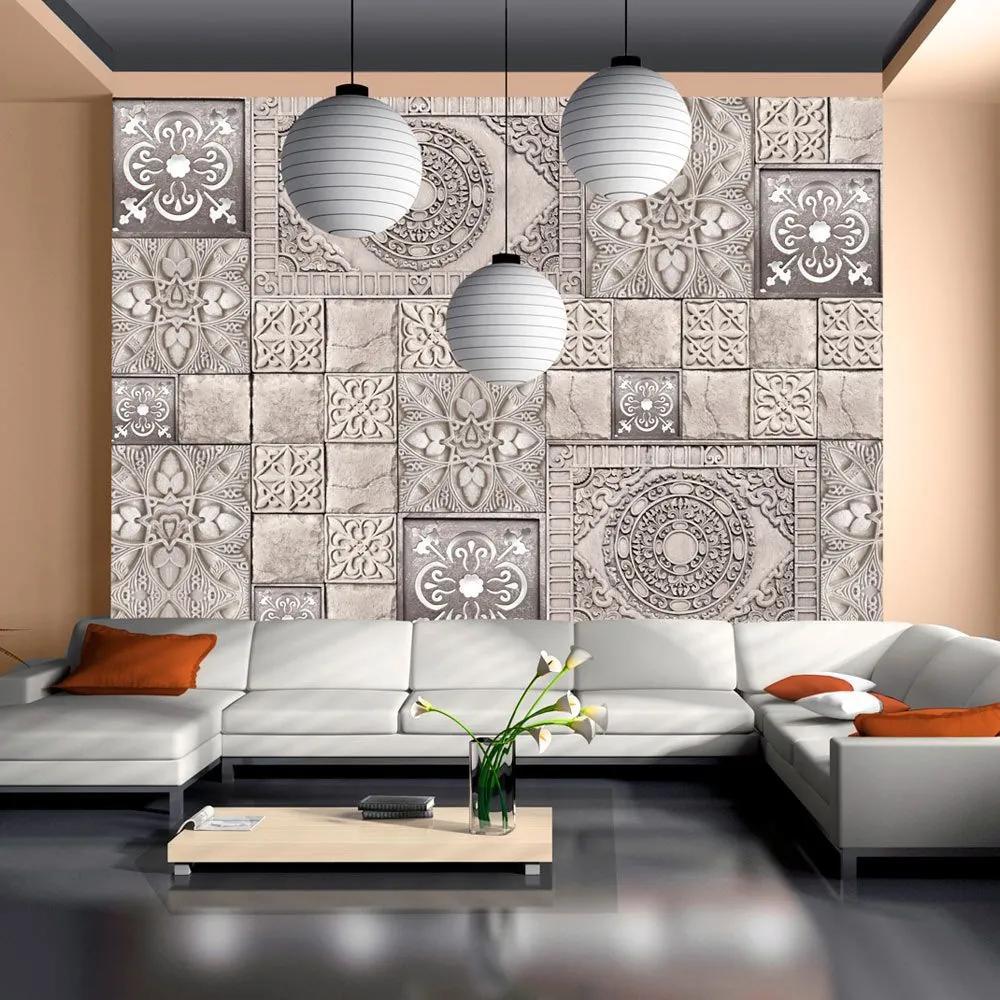 Fototapeta - Stone tile 400x280