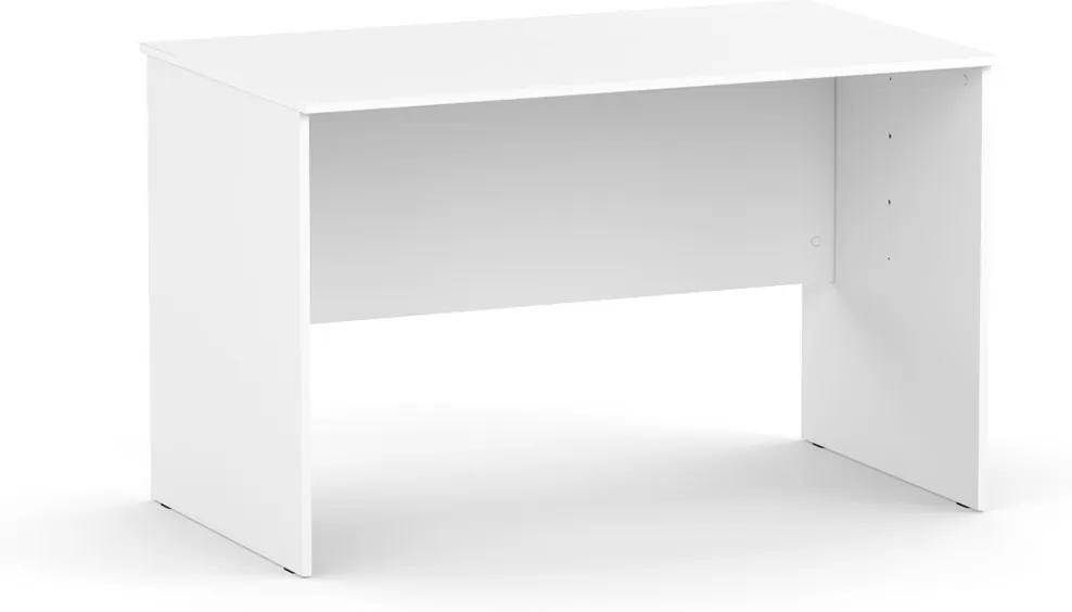 DREVONA09 Písací stôl rokovací biely REA OFFICE 67 pi/za