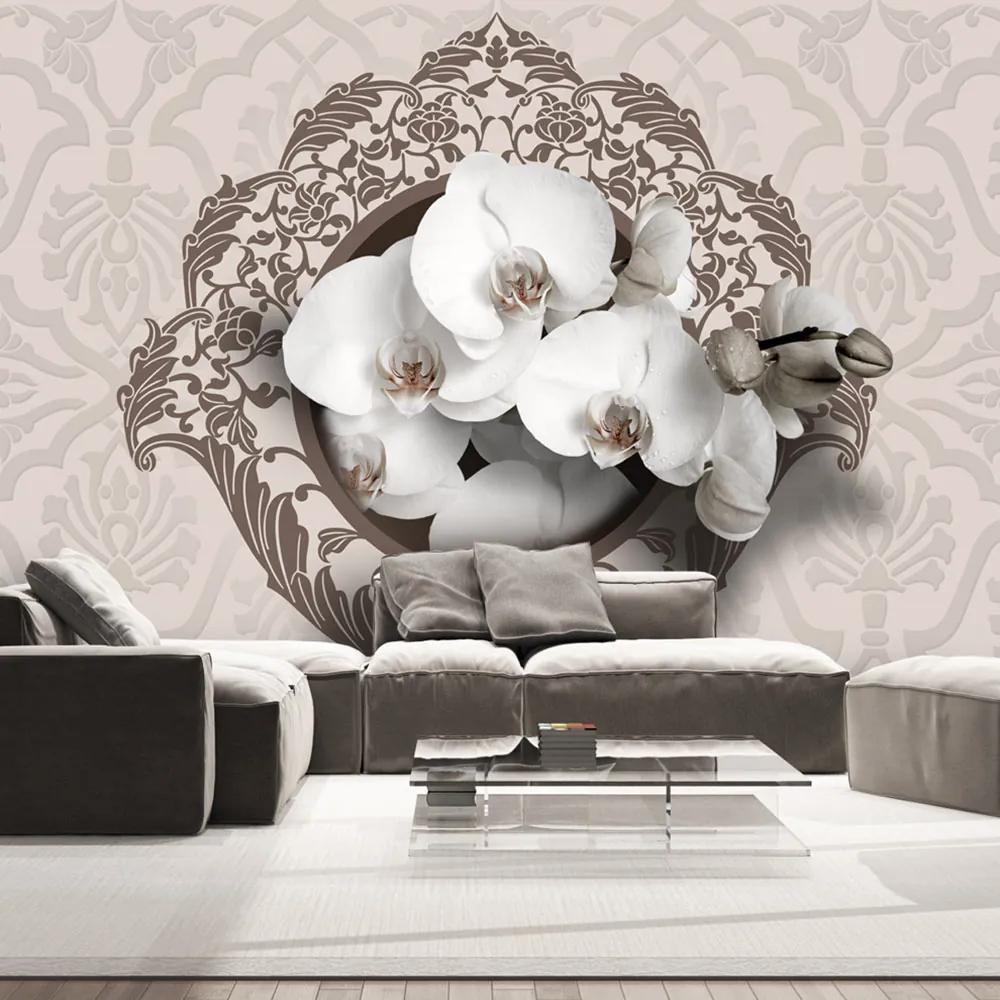Fototapeta - Royal orchids 400x280