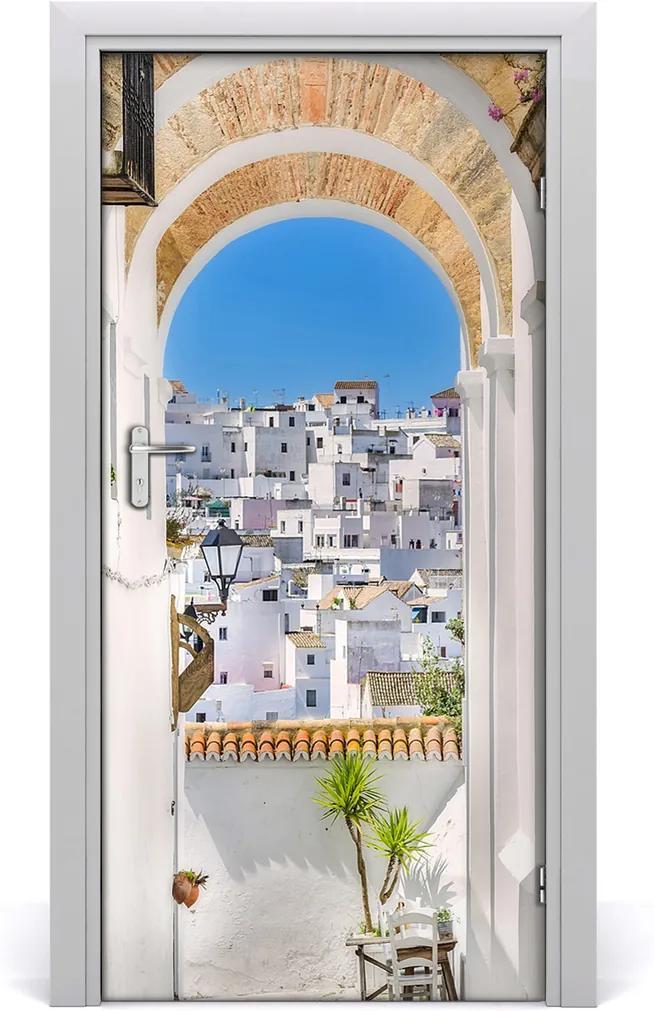 Fototapeta samolepící dveře Andalůzie španělsko