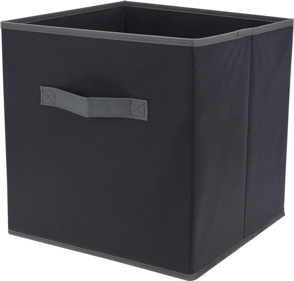Textilný úložný box 30 x 30 x 30 cm