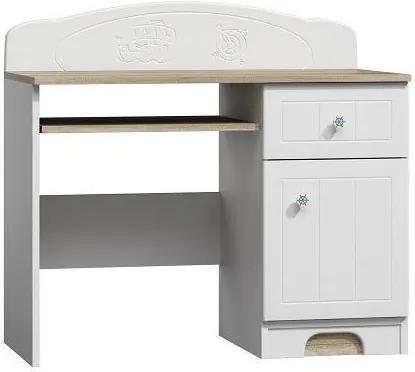MAXMAX Písací stôl MORE - TYP A pre dievča|pre chlapca|pre všetkých