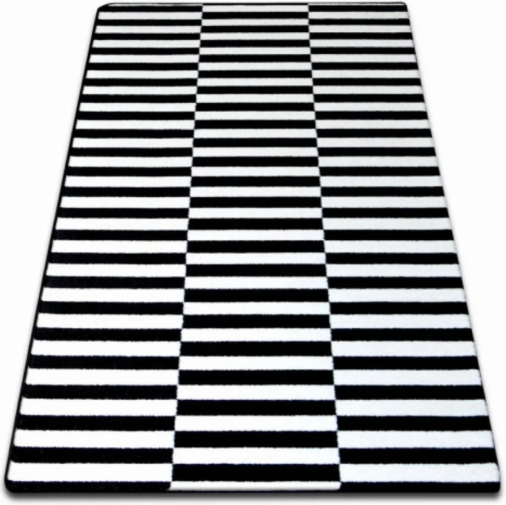 BEVITA STRIPS koberec, Rozmer 80 x 150 cm