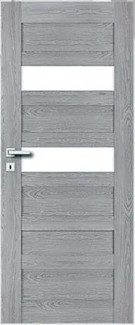 PerfectDoor Komplet PAROS 4  (dvere,zárubňa,kľučka)