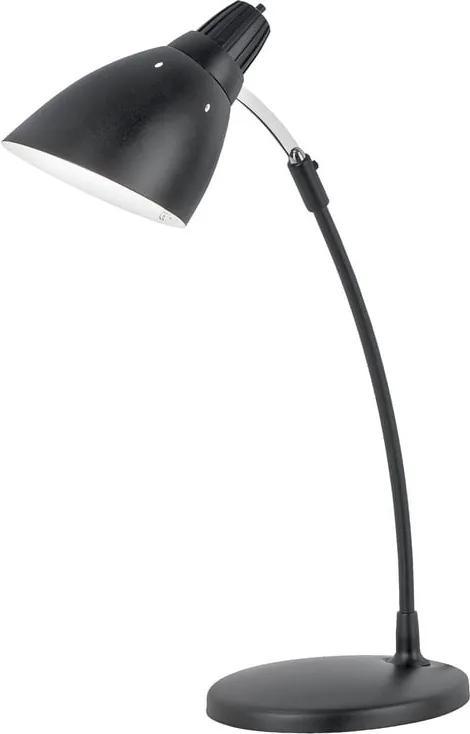 Stolové svietidlo EGLO TOP DESK čierna E27 7059