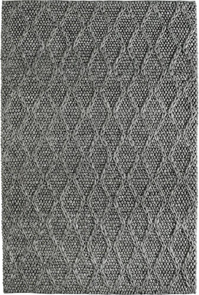 Obsession koberce Ručně tkaný kusový koberec Studio 620 GRAPHITE - 80x150 cm