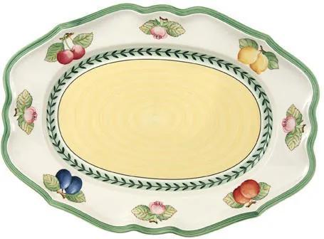 Oválny tanier 37 cm French Garden Fleurence