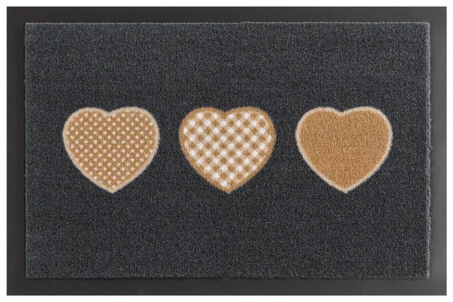 Rohožka Hanse Home Hearts, 40 x 60 cm