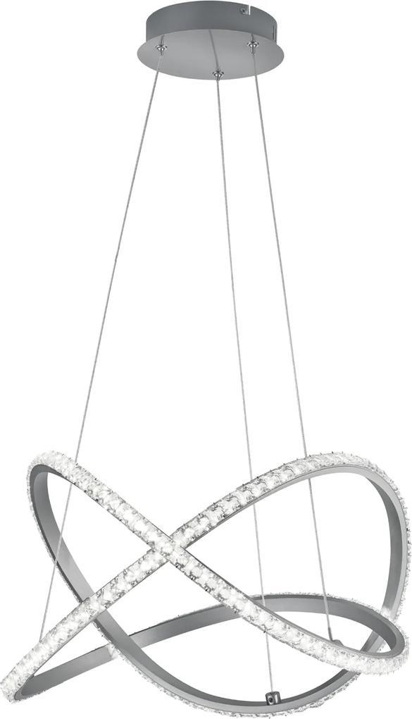 RUBIN   LED Závesné dizajnové svietidlo