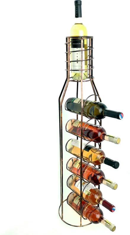 Stojan na víno Bottle