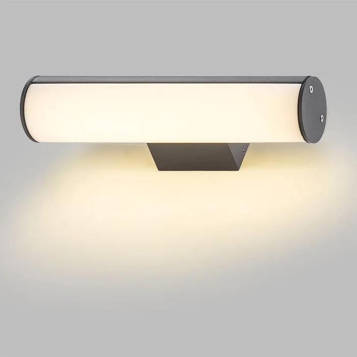 Vonkajšie nástenné svietidlo RENDL VADIS antracitová R10547