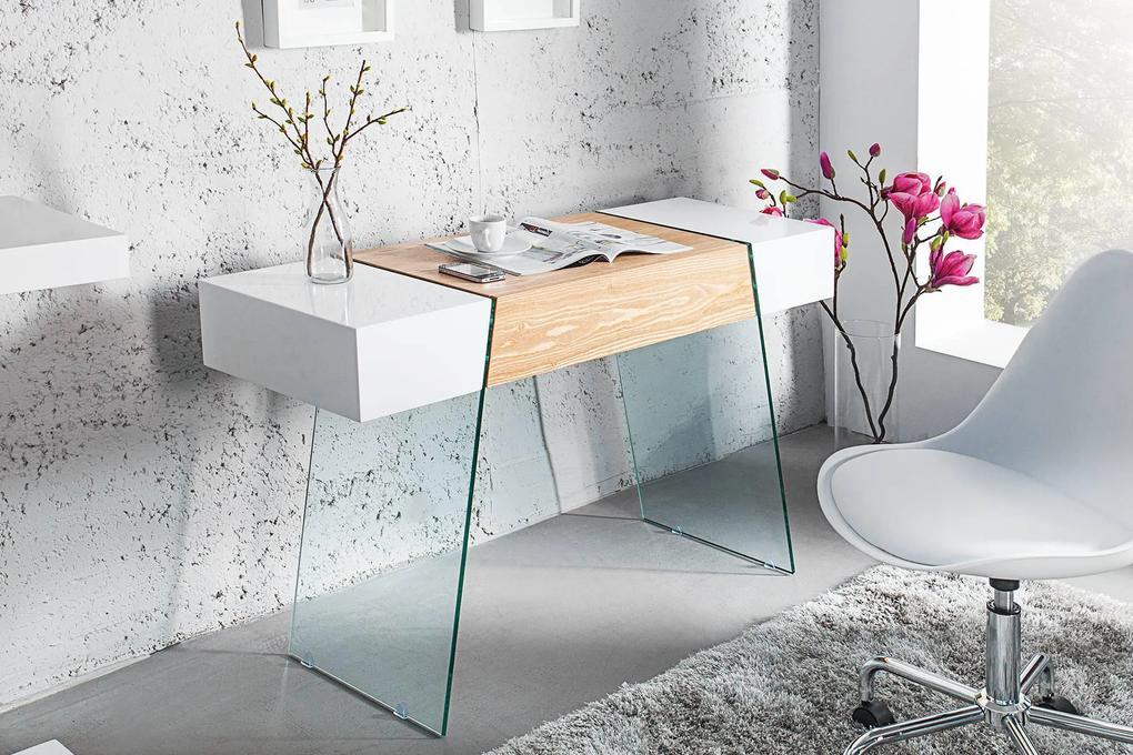 Dizajnový písací stôl Livid