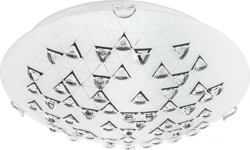 Rábalux Angie 3285 Lampy UFO biely biely E27 1x MAX 60W 30 x 30 cm