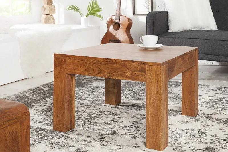 a49c964179b1 Konferenčný stolík Monsoon 60 cm z masívneho agátového dreva ...