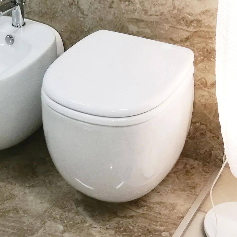Aquatek CARO závesné WC