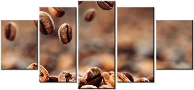 Tlačený obraz Kávové bohatstvo 150x70cm 2411A_5B