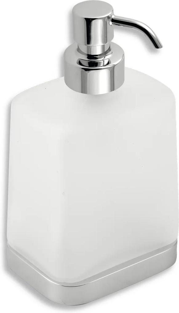 Novaservis Metalia 4 6450,0 dávkovač mydla biely