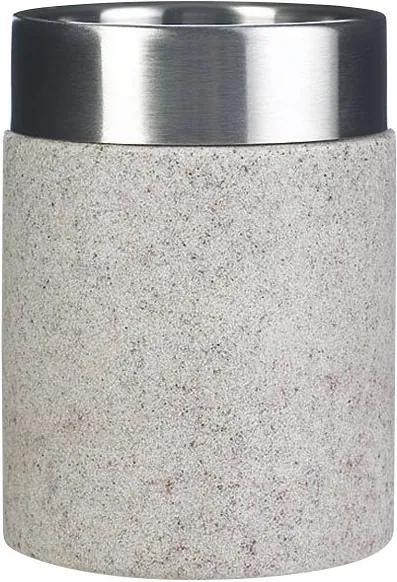 Stone 22010111 pohár na postavenie, béžový