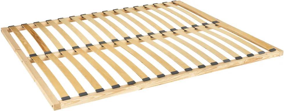 BOG-FRAN R-140 lamelový rošt 140x200 cm drevo