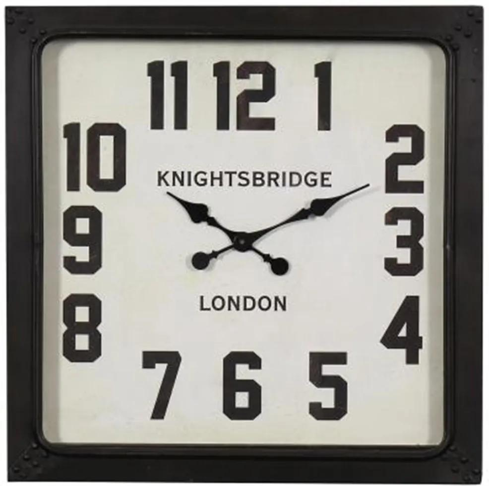 Nástenné hodiny 610x70x610 Knightsbridge