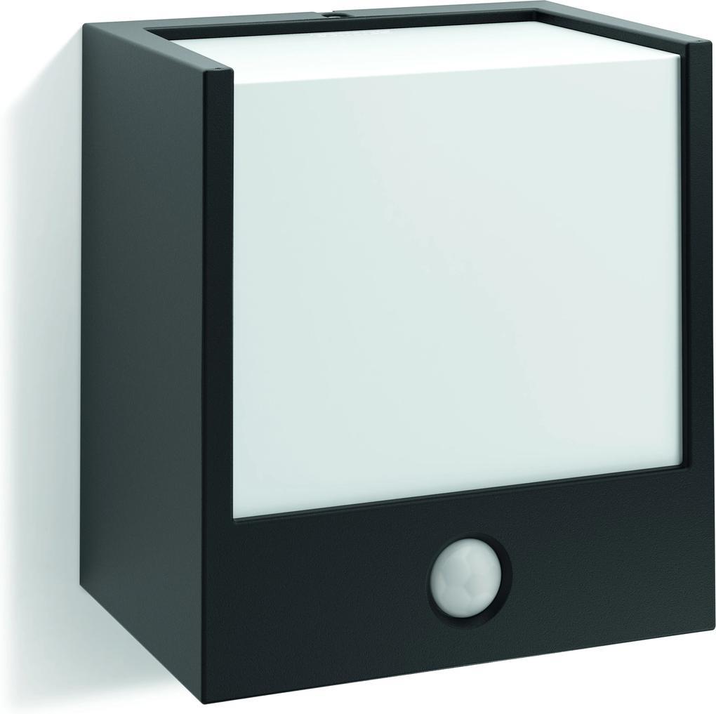 Massive - Philips Massive - Philips Macaw wall lantern black 1x3.5W 230V- 17317/30/16 nástenné svietidlo