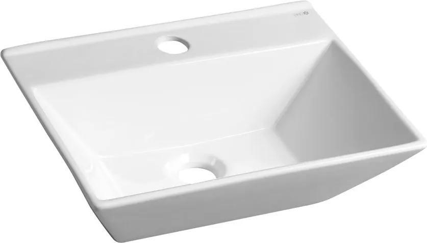 Meranda BH7019 umývadlo 40x14x31cm, biele