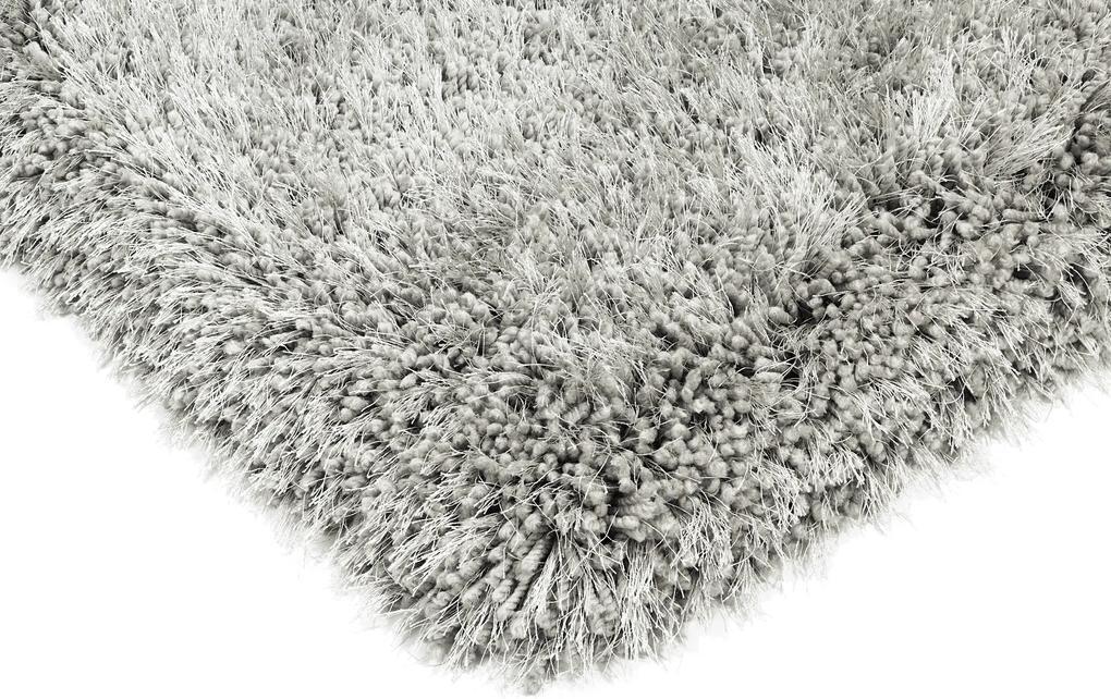 Masiv24 - Cascade koberec 100x150cm - strieborná