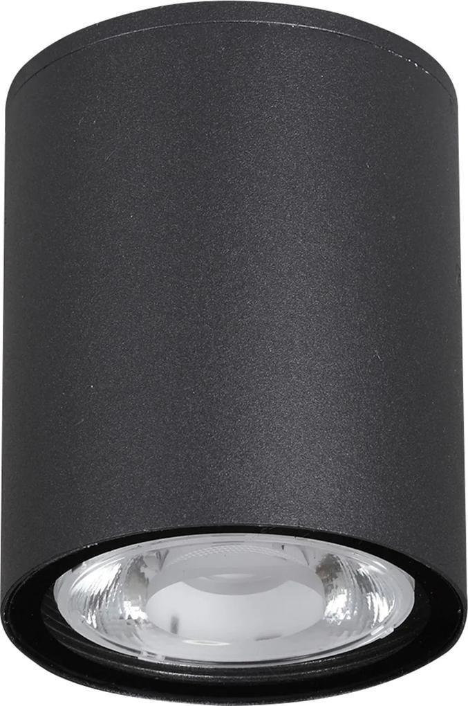 Nova Luce Svietidlo CECI TOP BLACK 2 stropné, IP 65, 6 W 9200611
