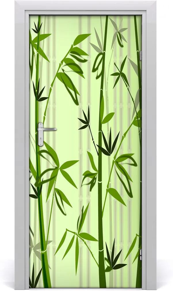 Fototapeta samolepící Bambus
