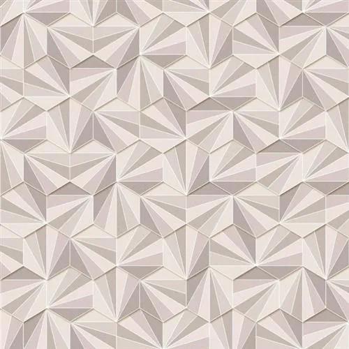 Vliesové tapety na stenu LIVIO 402429, ihlany hnedo-strieborne, rozmer 10,05 m x 0,53 m, IMPOL TRADE