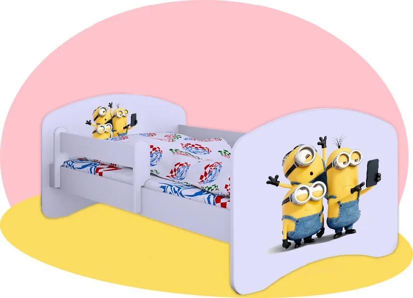 OR Mimoni - detská posteľ 160x80 Variant úložný box: S úložným boxom (+28 Eur)