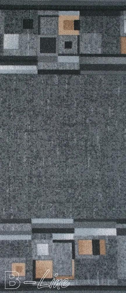 Associated Weavers koberce Protiskluzový běhoun Bombay 97 - šíře 80 cm s obšitím