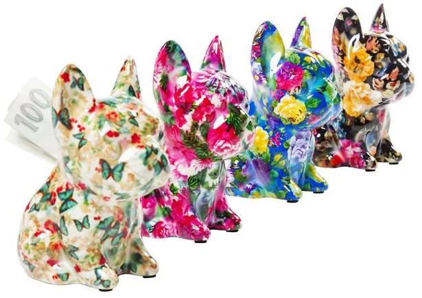 KARE DESIGN Kasička Dog Fiore 12 cm viac variant - zl'ava 20% (VEMZUDNI20)