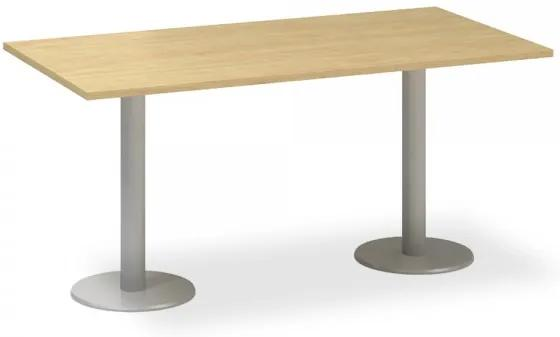Konferenčný stôl ProOffice 80 x 160 x 74,2 cm divoká hruška