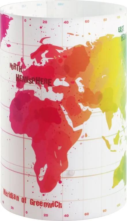 MAP, DĚTSKÁ STOLNÍ LAMPIČKA