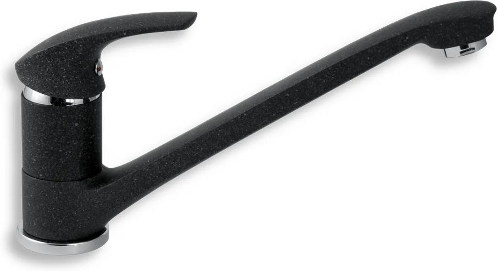 Novaservis Metalia 57 57091,GRB drezová batéria granit-čierny