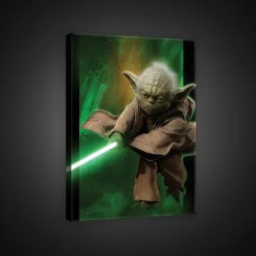 Obraz na plátne obdĺžnik - OB1243 - Star Wars 100cm x 75cm - O1