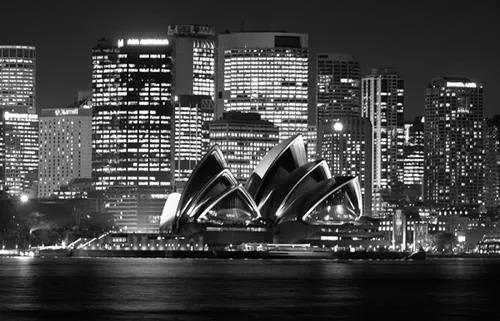 Luxusné vliesové fototapety, rozmer 418,5 cm x 270 cm, Sydney, P+S International CL71B