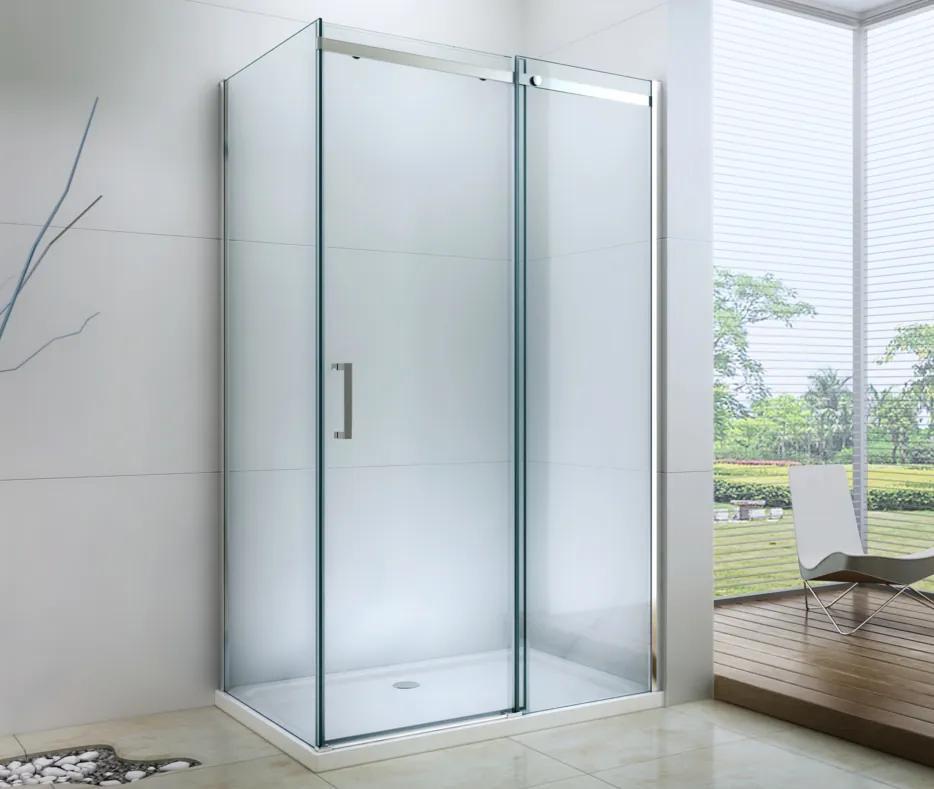 MAXMAX Sprchovací kút Öreg 130x90 cm 130 obdélníkový