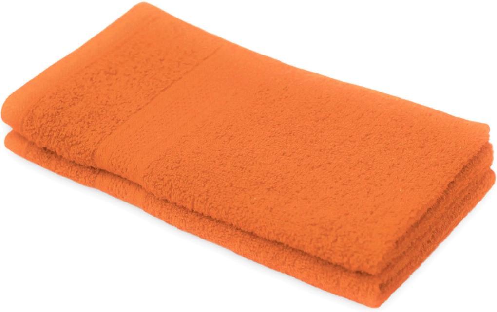 Detský uterák BAMBI oranžová 30x50 cm